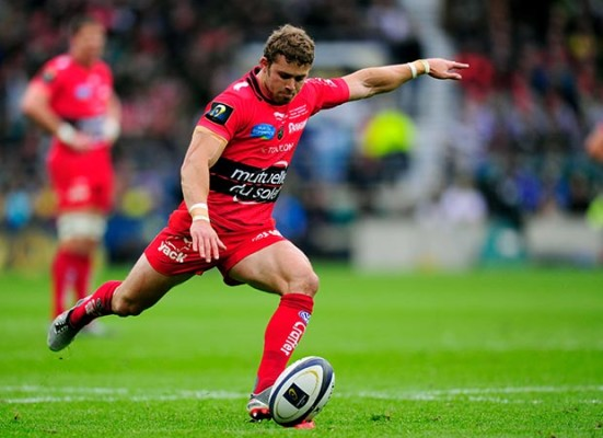 Leigh Halfpenny told: Play for Toulon or face axe