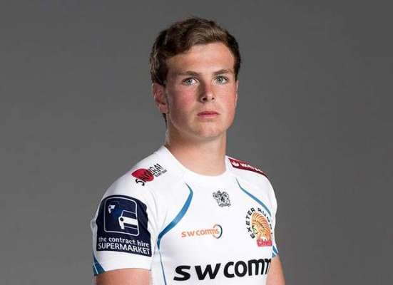 Young Gun: Joe Simmonds – Exeter fly-half