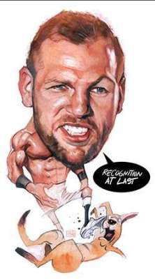 Nick Cain column: 'Respect' is the key to James Haskell's rejuvenation