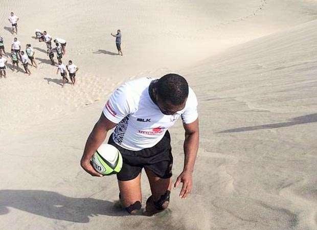 Fiji sand
