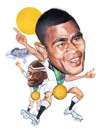 Fiji cartoon
