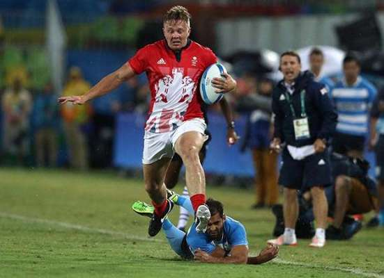 James Davies up for a scrap over that Wales No.7 shirt