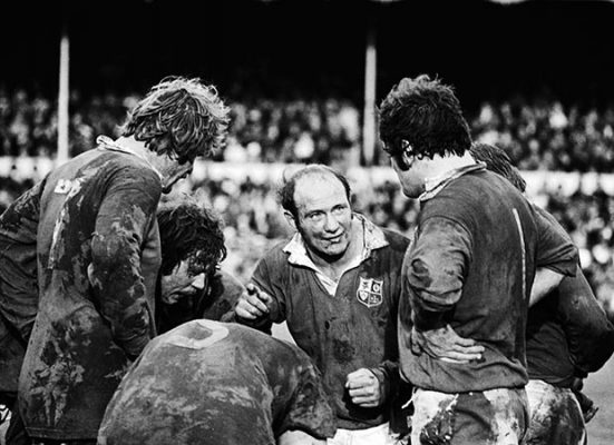 Brendan Gallagher remembers the 1977 Lions tour