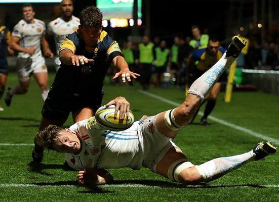 Jeff Probyn: Hate to say it, but Worcester are looking doomed already