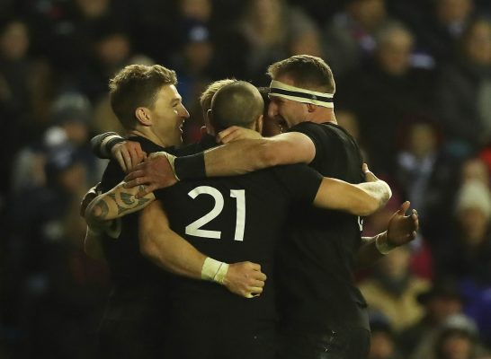 Guscott column: England will improve this year, but so will the All Blacks