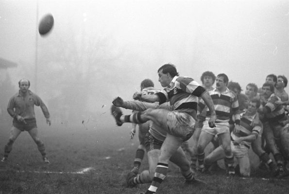 The magnificent seven rugby clubs in the county of Gwent