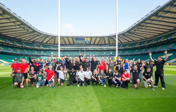 HITZ programme shows rugby kids the power of sport