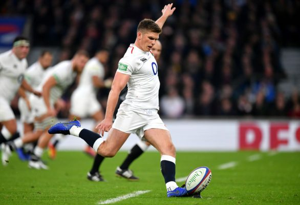 We need leaders to match Owen Farrell's consistency, says Jason Robinson