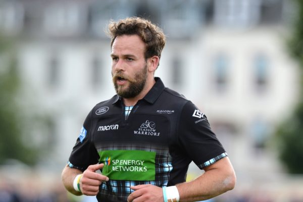Ruaridh Jackson re-signs with Glasgow Warriors