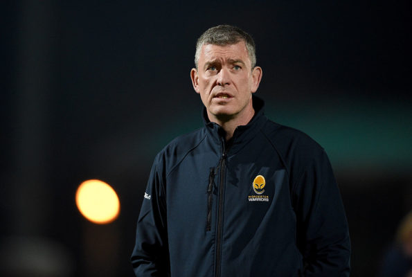 Dragons give Dean Ryan the reins to rule at Rodney Parade