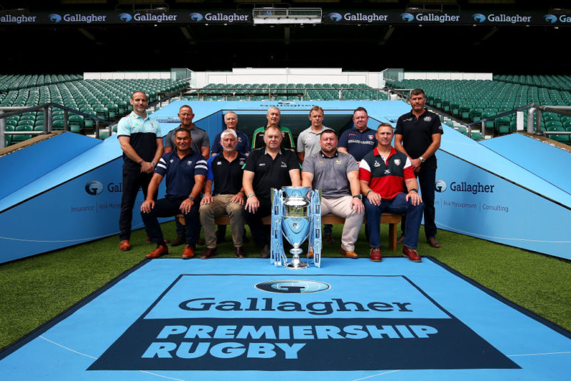 Premiership Director of Rugby