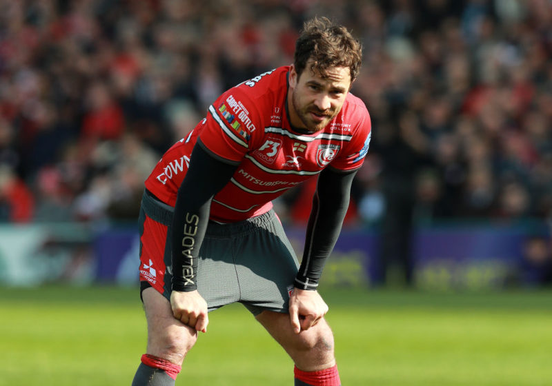 Danny Cipriani - RPA player of the year nominee