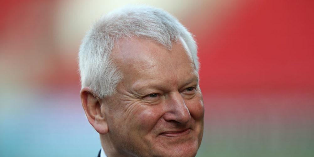 Steve Lansdown owns Premiership club Bristol Bears
