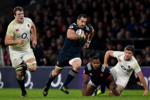 France full-back Scott Spedding to retire from rugby at 33