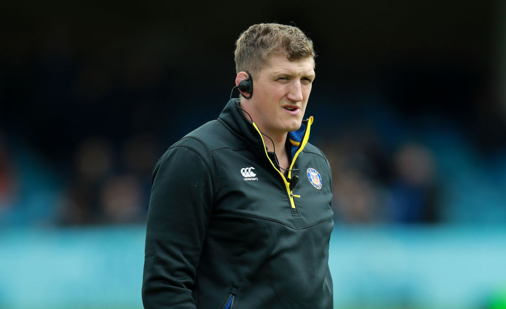 Bath confirm Stuart Hooper will get assistance in first year as ...
