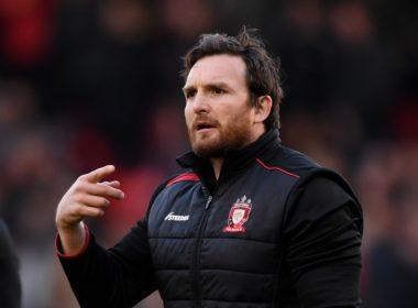Martin Gleeson has joined Wasps