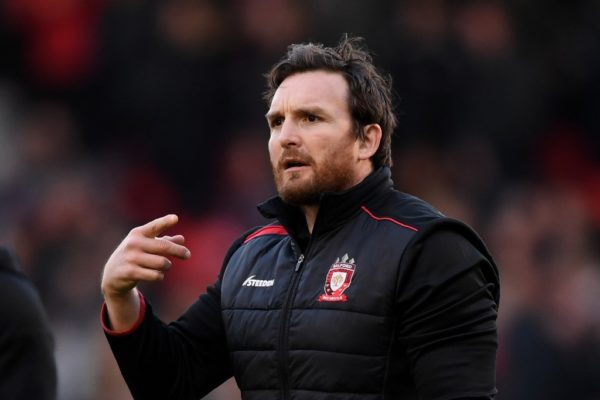 Rugby League ace Martin Gleeson joins Wasps coaching staff