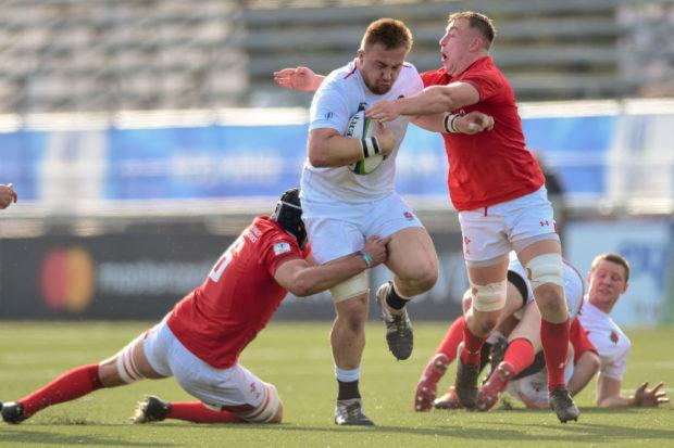 Tommy Reffell - Wales U20
