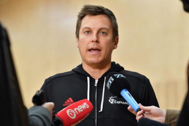 Brad Mooar - Scarlets director of rugby