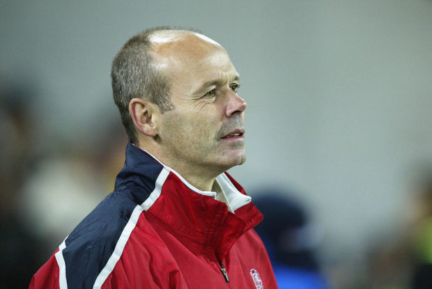 Clive Woodward - former England rugby coach