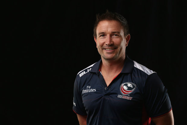 Mike Friday - USA Sevens head coach