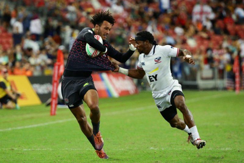Ryan Olowofela - England Sevens and Northampton Saints
