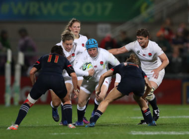 Women's Rugby World Cup - Rocky Clark