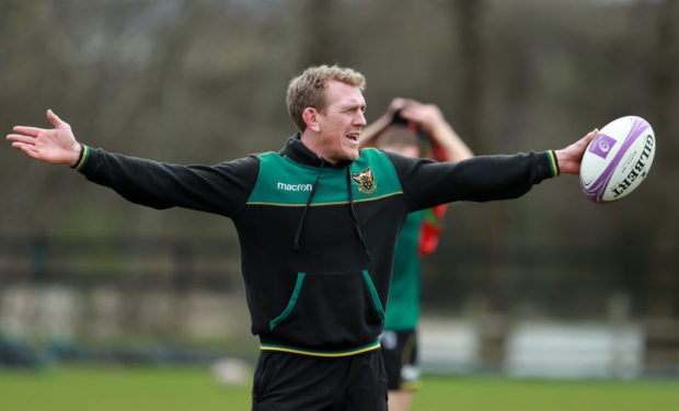 Sam Vesty - Northampton Saints