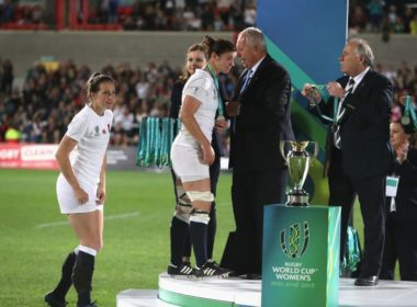 Bill Beaumont - World Rugby