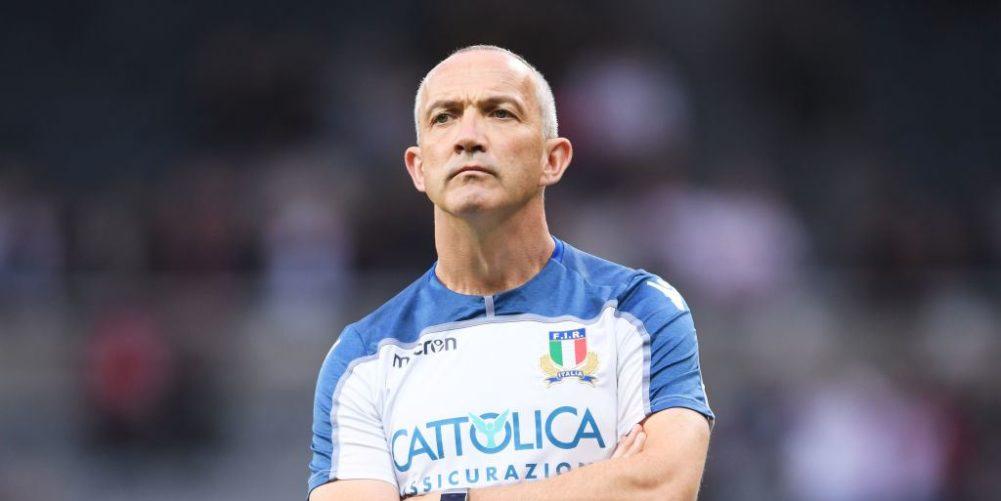 Conor O'Shea - Italy