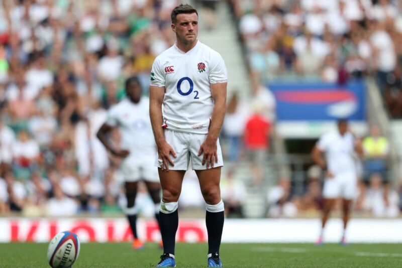 George Ford - England