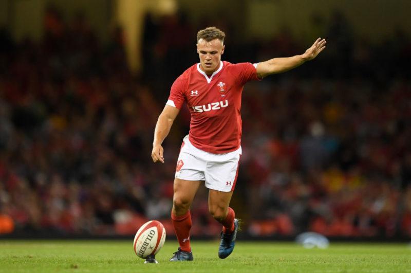 Jarrod Evans - Wales rugby
