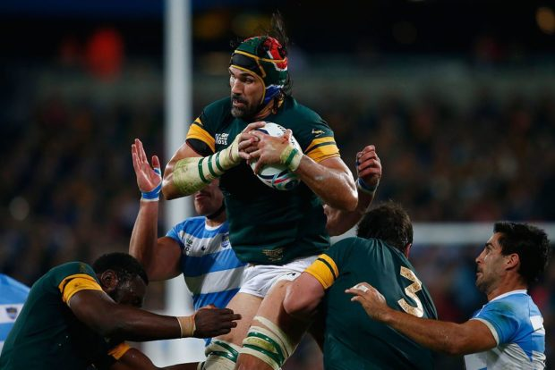 Victor Matfield - South Africa
