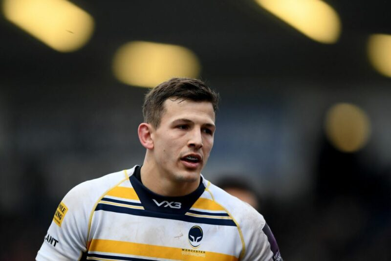 Ryan Mills - Worcester Warriors