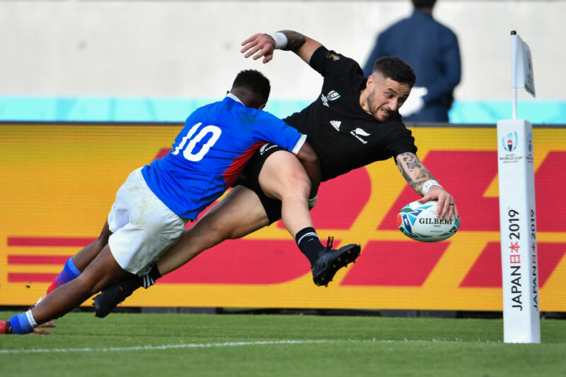 TJ Perenara - Try of the Year nominee