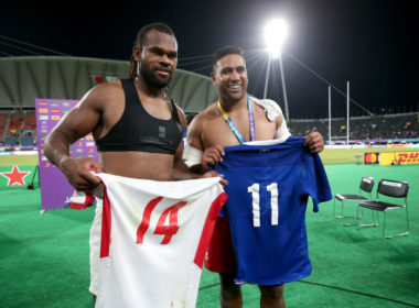Pacific Islands rugby