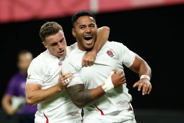 It's official: Sale Sharks have signed Manu Tuilagi