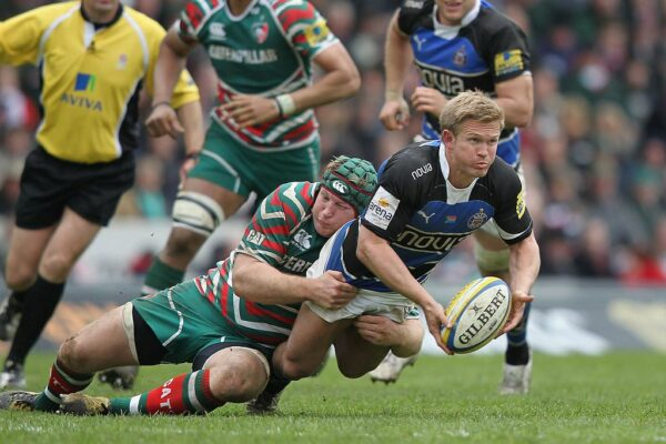 My Life in Rugby: Former Bath, Toulon and Sharks scrum-half Michael Claassens
