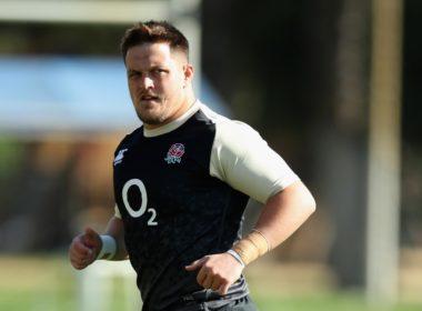 Nick Schonert - England