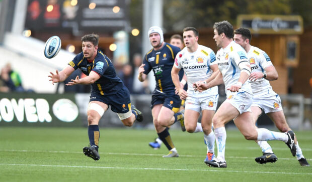 Sam Lewis - Worcester Warriors