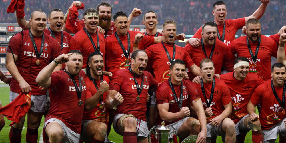 Wales win the 2019 Six Nations