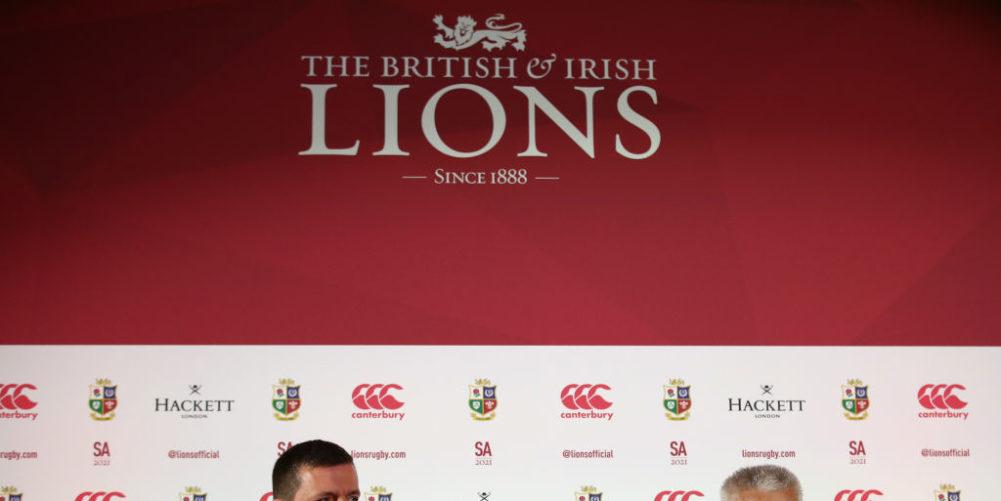 British & Irish Lions managing director Ben Calveley