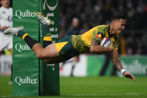 Gallagher column: Root of Israel Folau case grew from shame of apartheid