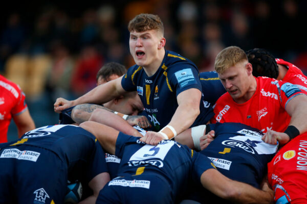 Worcester Warriors appoint Ted Hill, 21, as captain in new leadership group