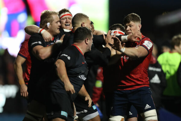 Munster team doctor fined for verbally abusing Jamie George