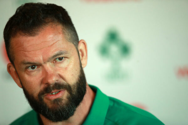 Rugby Matters: Can lieutenant Andy Farrell cut it as head honcho?