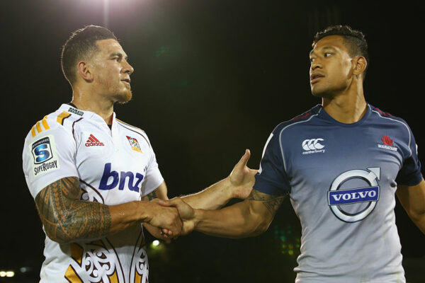 Israel Folau finds new club in Catalan Dragons