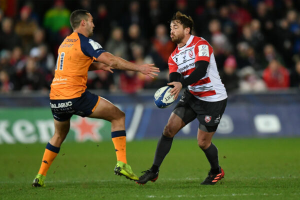 TEAMS: Who Gloucester have turned to in place of injured Danny Cipriani for trip to Toulouse
