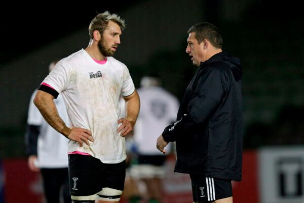 Toby Booth earns big endorsement from Ospreys great