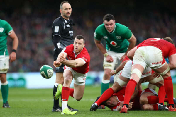 Gareth Davies is losing three-way race for Wales No.9 shirt, says Rob Jones